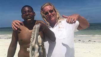 Der Zofinger Christoph Heer ist nach Sansibar ausgewandert