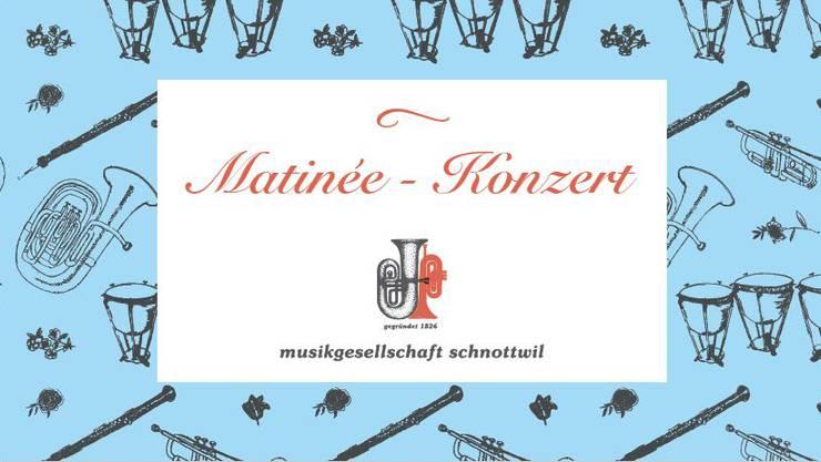 Das Matinée-Konzert der MG Schnottwil findet am Muttertag statt. Start ist um 10 Uhr in der MZH Schnottwil. Der Eintritt ist frei, Kollekte.