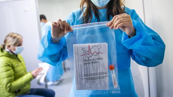 Das BAG meldet 4241 Neuansteckungen am Dienstag.