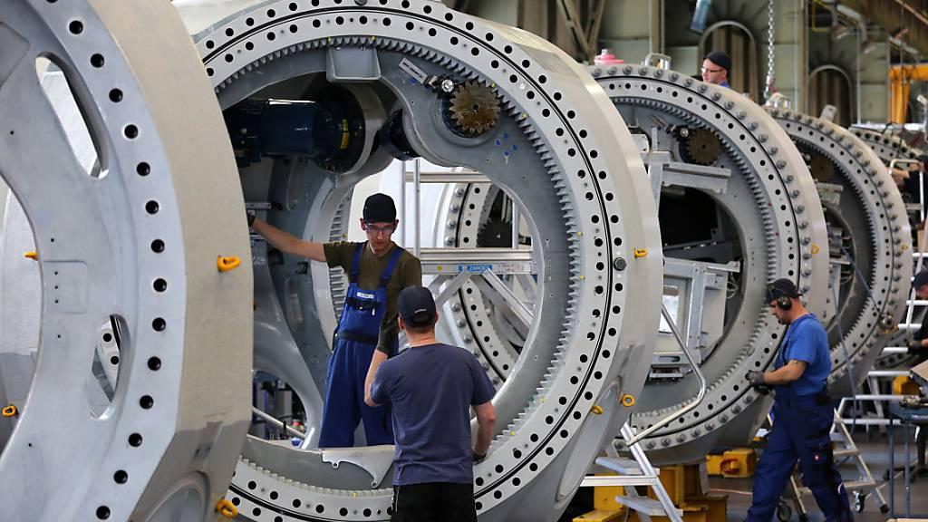 Wirtschaft in Euro-Zone Ende 2020 um 0,6 Prozent geschrumpft