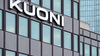 DER Touristik Suisse, die Besitzerin der Marke Kuoni, hat die Umsatzzahlen publiziert (Archivbild).