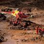 Bei dem Dammbruch im brasilianischen Bundesstaat Minas Gerais wurden im Januar vermutlich mehr als 300 Menschen verschüttet und getötet. (Archivbild)