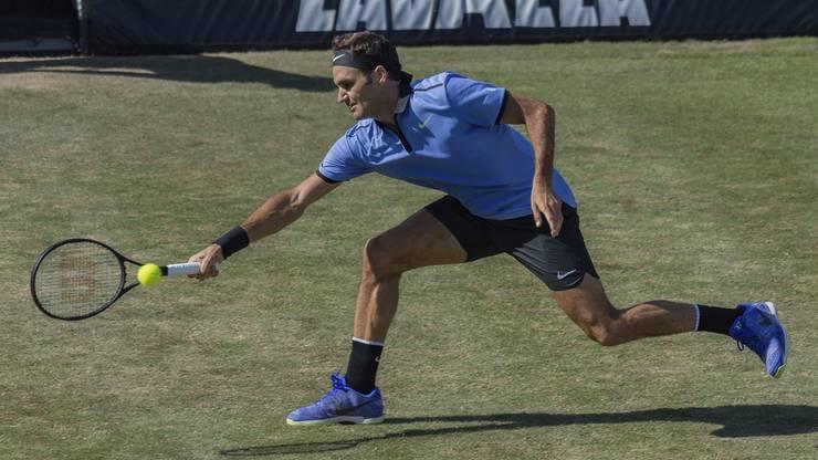 Er unterlag Tommy Haas (ATP 302) überraschend 6:2, 6:7 (8:10), 4:6.