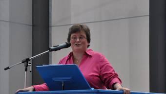 «Verliebt in die Schweiz»: Pfarrerin Willemien Lammers.
