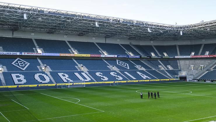 Es wird alles unternommen, damit in Deutschland bald wieder Fussball gespielt werden kann