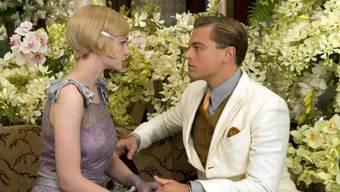 "Szene aus dem Film ""The Great Gatsby"" (2013)."