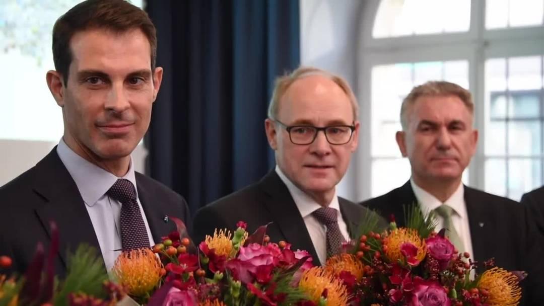 Ständeratswahlen Aargau: Burkart (FDP) und Knecht (SVP) gewählt