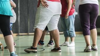 Übergewichtige Kinder und Jugendliche (Archiv)