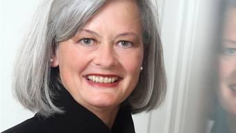 Doris Aebi, bis vor kurzem Vizepräsidentin der Migros.