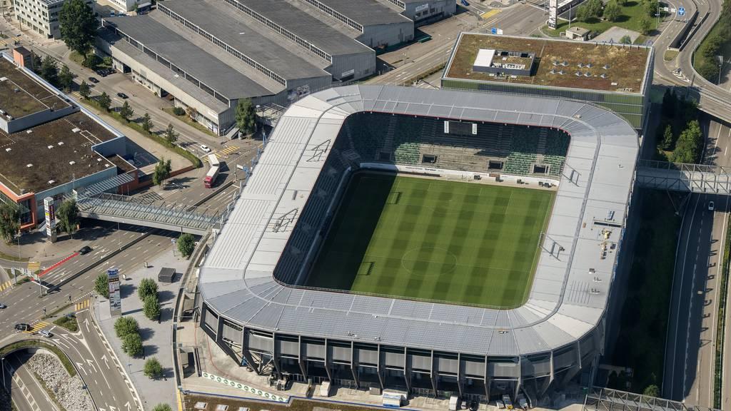 Wie soll das St.Galler Stadion künftig heissen?