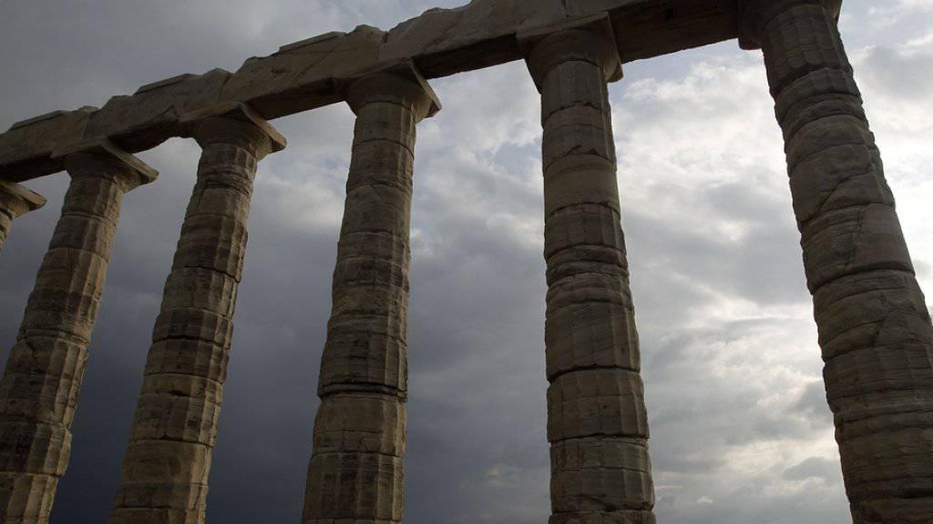 Der Tourismus ist mit rund 18 Prozent des BIP eine der tragenden Säulen der griechischen Volkswirtschaft.