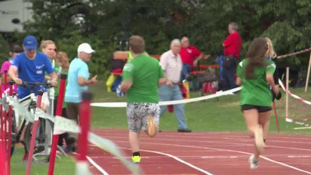 Über 1500 Teilnehmer am diesjährigen Behindertensporttag