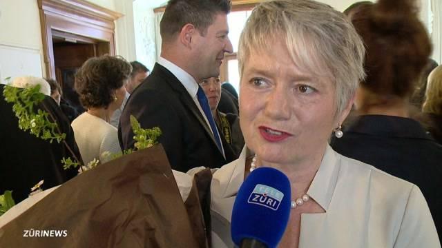 Jacqueline Fehr übernimmt Justizdirektion