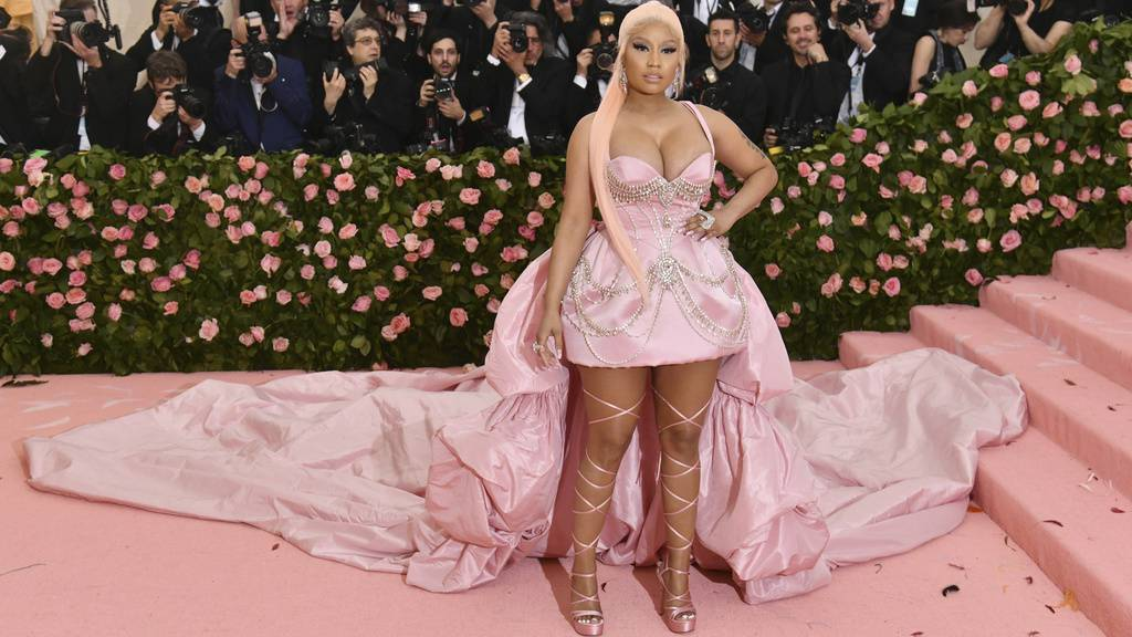 Nicki Minaj und Rapper Kenneth Petty haben geheiratet