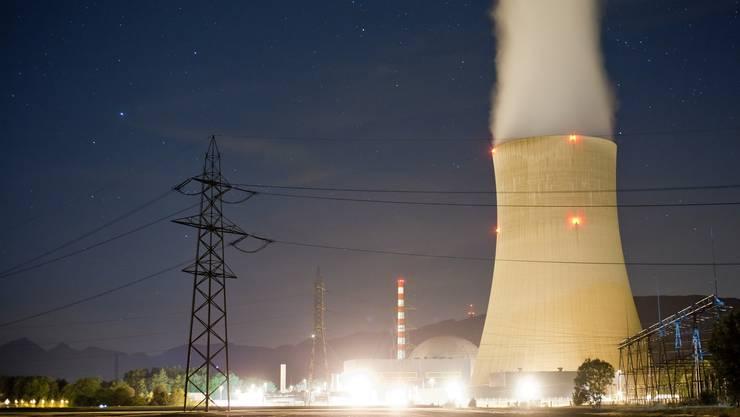 Das AKW Gösgen: Wie weiter mit dem Atomstrom in der Schweiz?