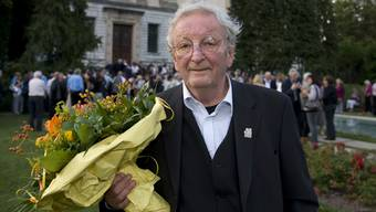 Solothurner Literaturpreis für Peter Bichsel