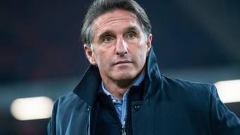 Bruno Labbadia soll bei Hertha Berlin das Traineramt übernehmen