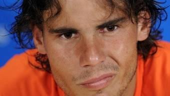 Rafael Nadal steht seinem Team gegen die Schweiz wohl nicht zur Verfügung