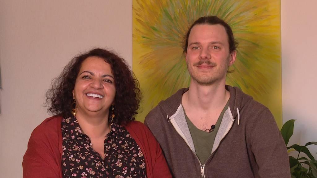 Zwischen Anselm und Sihem liegen 23 Jahre – kein Hindernis für ihre Liebe
