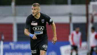 Damir Mehidic ist einer von sechs FCA-Spielern mit auslaufendem Vertrag