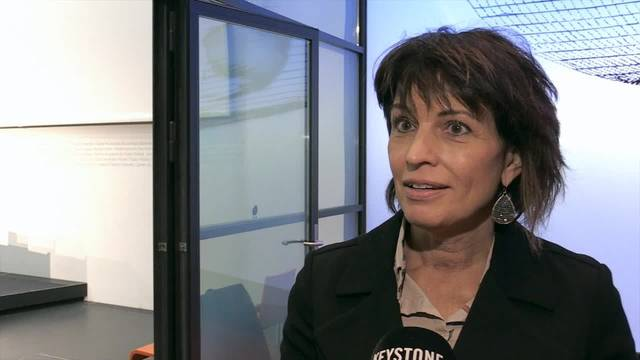 """Doris Leuthard: """"Ich will kein Risiko bei der Versorgungssicherheit eingehen"""""""