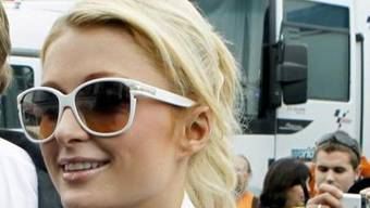 Glamour-Girl Paris Hilton in Barcelona