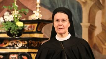 Priorin Irene Gassmann, Kloster Fahr: «Der Sternmarsch war als Startschuss der Kampagne gedacht.»