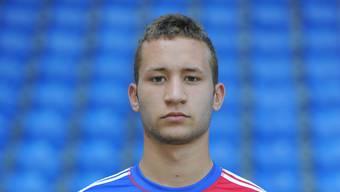 Veljko Simic wird an Chiasso ausgeliehen.