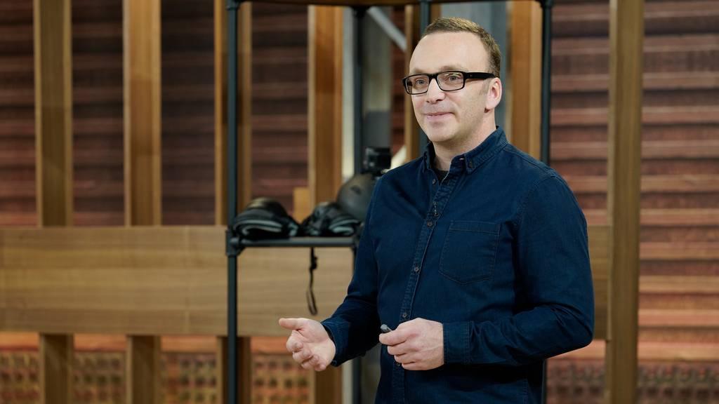 U-Sled vor dem Pitch: Der Gründer spricht über sein Startup