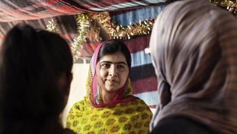 Malala überlebte 2012 einen Mordanschlag der Taliban. Nun kehrte sie zum ersten Mal seither in ihre Heimat Pakistan zurück.