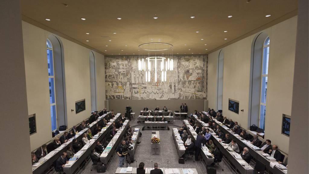 Das Bündner Parlament besteht heute aus 120 Ratsmitgliedern