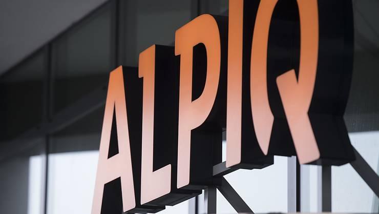 Der Stromkonzern Alpiq hat im Geschäftsjahr 2019 erneut einen Verlust geschrieben. Es zeichnet sich aber ein Besserung ab.(Archivbild)