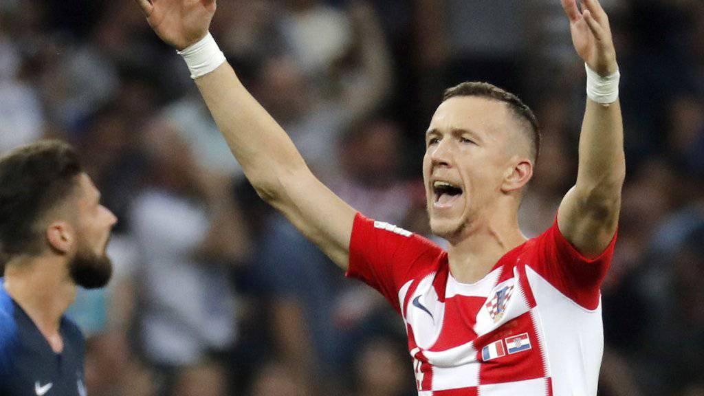 Ivan Perisic vor Wechsel zu Bayern München