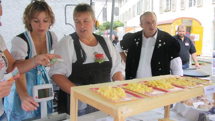 5. Solothurner Chästag: Käse, so weit das Auge reicht