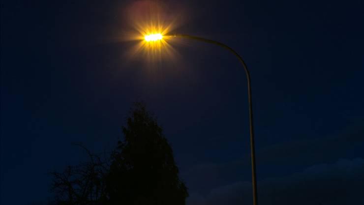 Umgesetzt wird ein Konzept zur Nachtabschaltung der Strassenbeleuchtung.