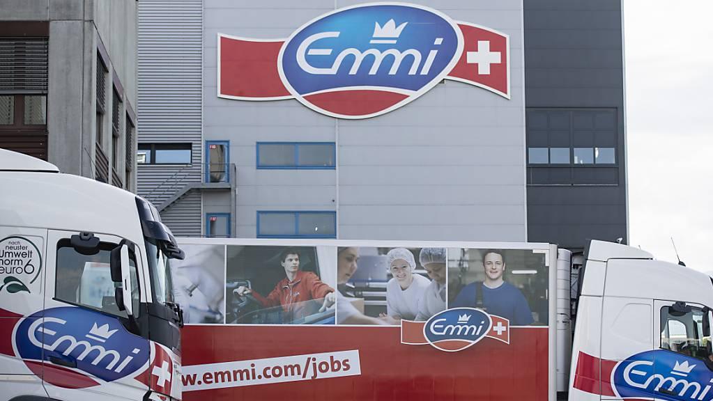 Emmi wächst dank Auslandgeschäft im ersten Semester deutlich (Archivbild)