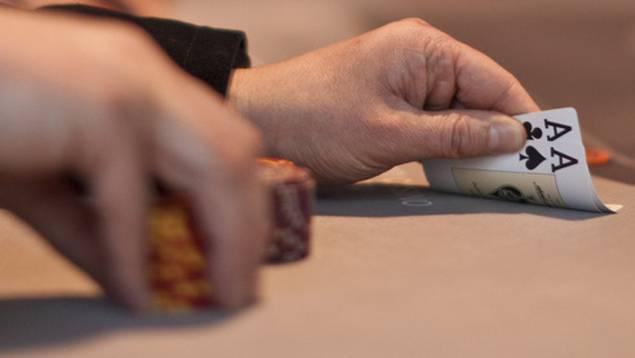 In Dietikon stiess die Polizei auf illegales Glücksspiel. (Symbolbild)