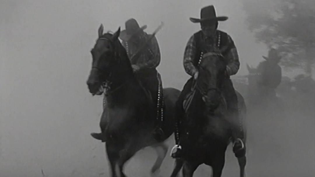 «Aus allen Rohren wird gefeuert»: das Freischarenmanöver 1964 im Archiv-Video