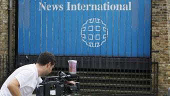 Seine Blätter sorgen für Skandale: Rupert Murdoch