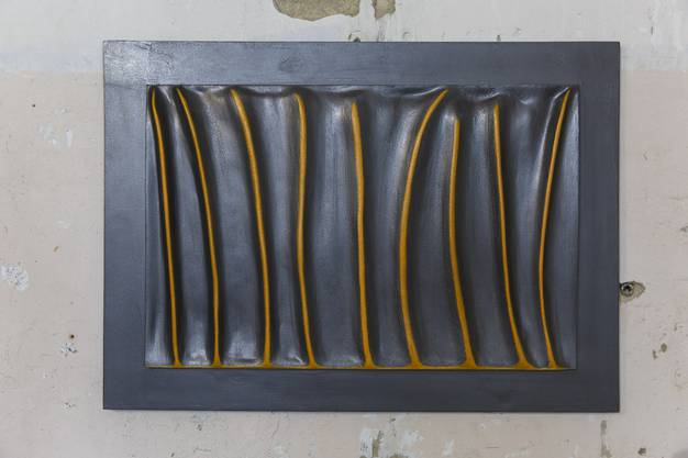 Ausstellung in der Alten Brennerei. primeart 2019: Michael Bloch