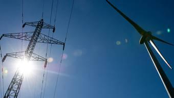 Der Energieversorger AEW Energie AG senkt für die rund 80'000 Privatkundenden Strompreis leicht (Symbolbild)