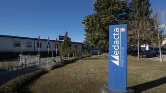 Orthopädiekonzern Medacta hat seinen Hauptsitz  in Castel San Pietro im Tessin. Im zweiten Quartal geht das Unternehmen an die Börse. (Archivbild)
