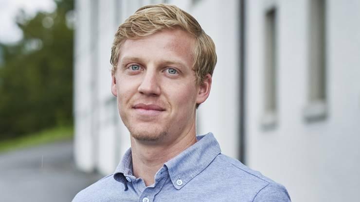 Jonas Margies, Sozialpädagoge in Ausbildung im Massnahmenzentrum Uitikon.