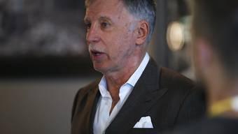 Stan Kroenke, in der NBA Besitzer der Denver Nuggets, will nun bei Arsenal alleiniger Eigentümer werden