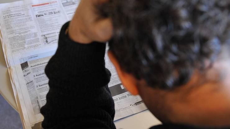 Wie weiter? Wer mit 55 arbeitslos ist, stellt sich diese Frage drängender als 25-Jährige ohne Job. Symbolbild