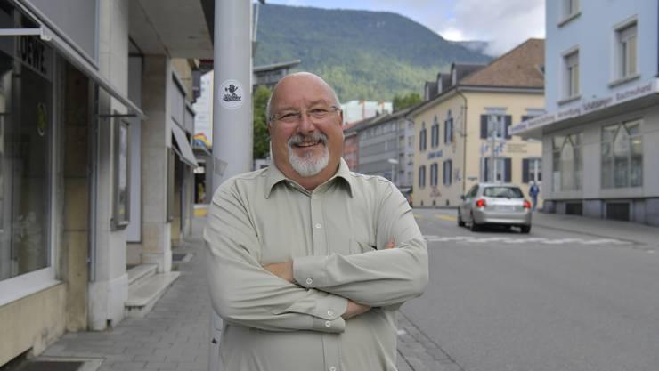 Urs Wirth hat während 20 Jahren in und für Grenchen politisiert.