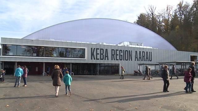 Die Keba Aargau feiert grosse Eröffnung
