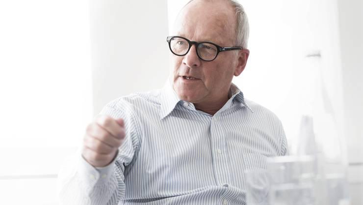 Der Schweizer Milliardär Stephan Schmidheiny im Interview.