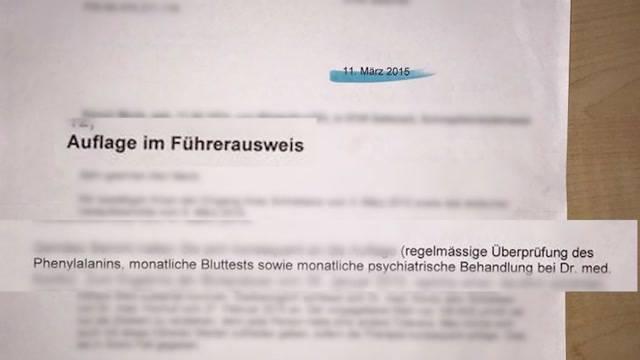 Unfall in Rümikon: Ursache psychische Erkrankung?