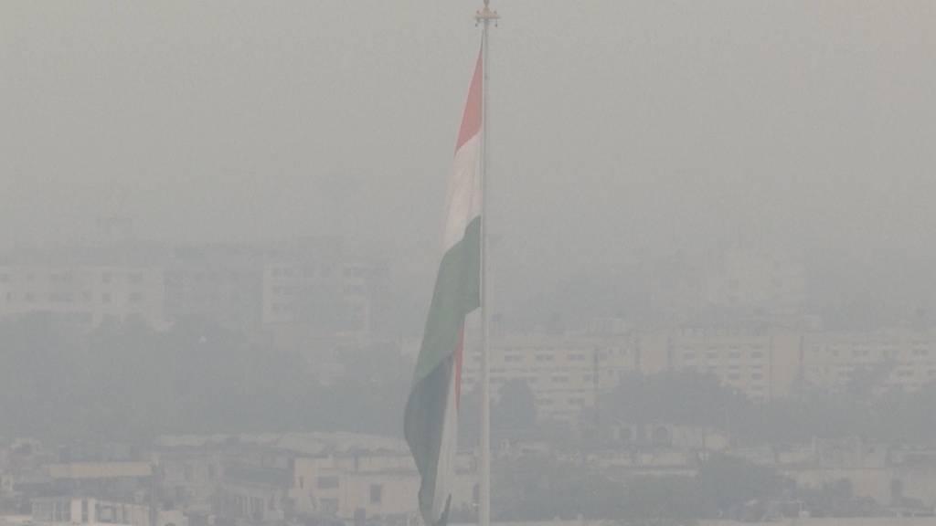 Die Luft ist so schädlich wie 30 Zigaretten pro Tag